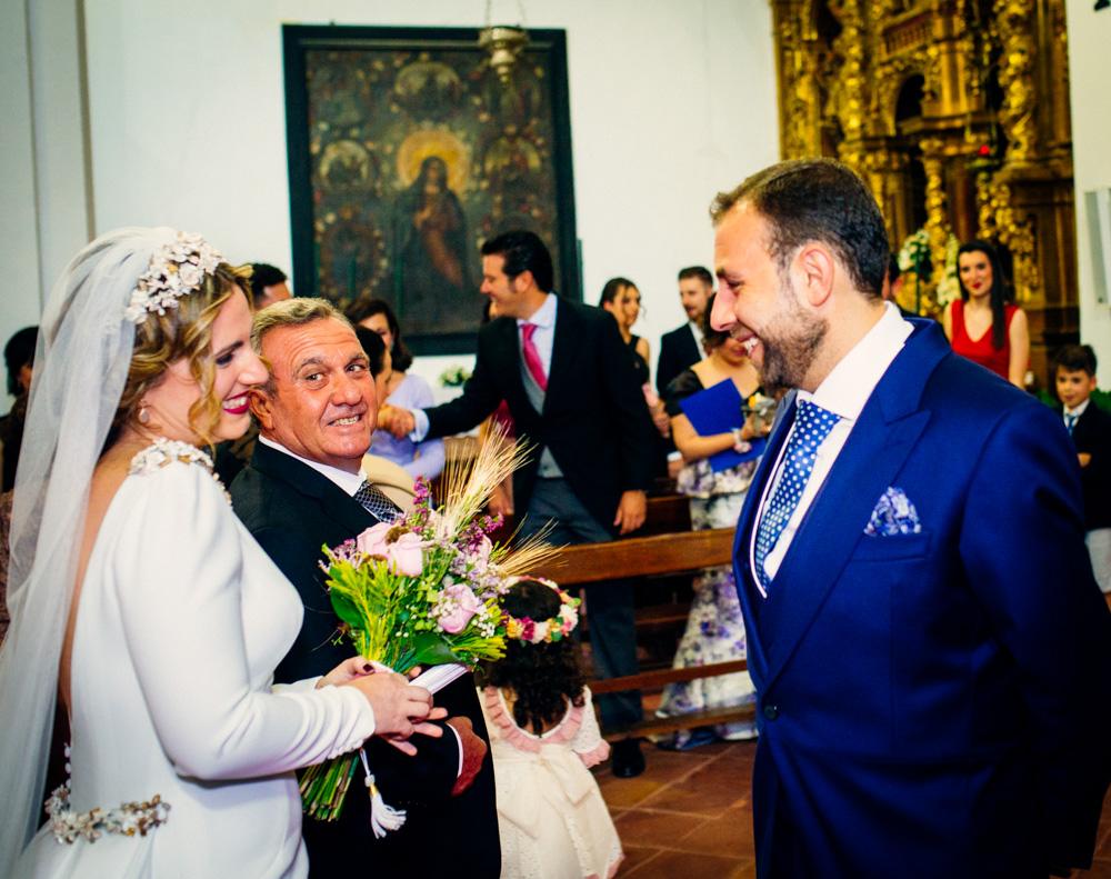 reportaje boda antequera