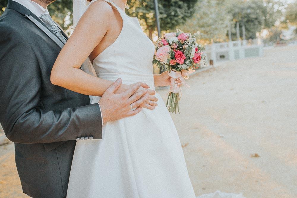 reportaje de casamiento