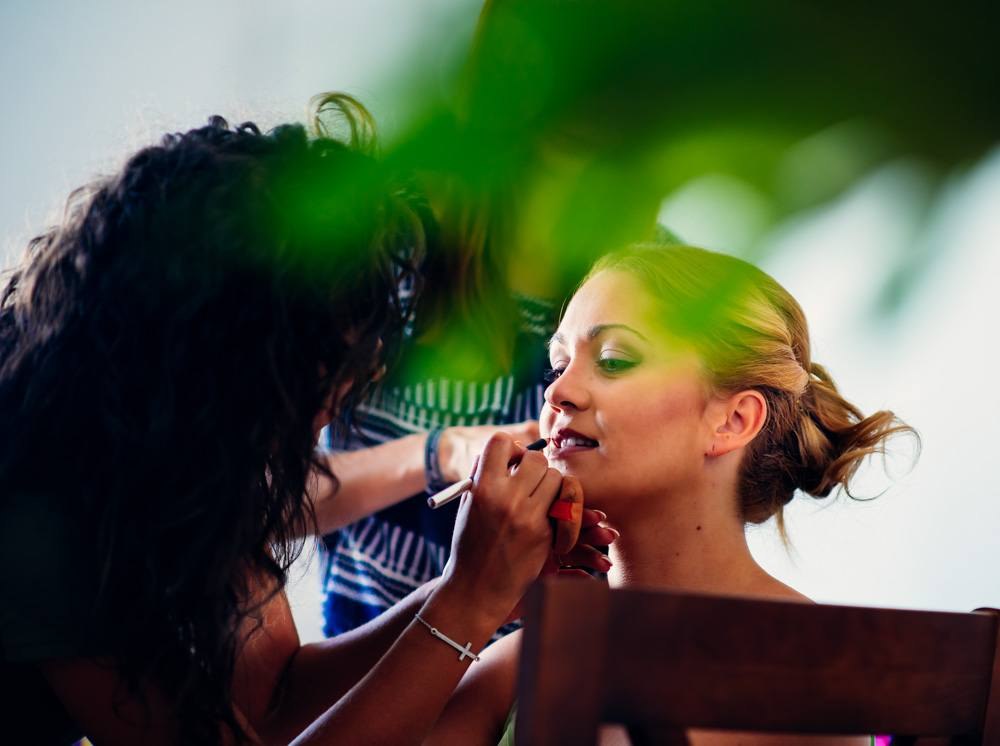 Maquilladora de bodas en Málaga